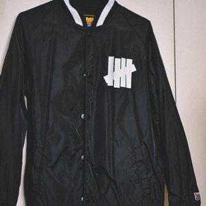 "Undefeated ""BLACKBALL"" Varsity Jacket"